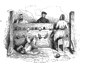 Victims of the Stocks