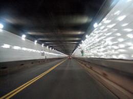 Detroit-Windsor tunnel