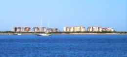 El Mogote Peninsula Resort... under construction