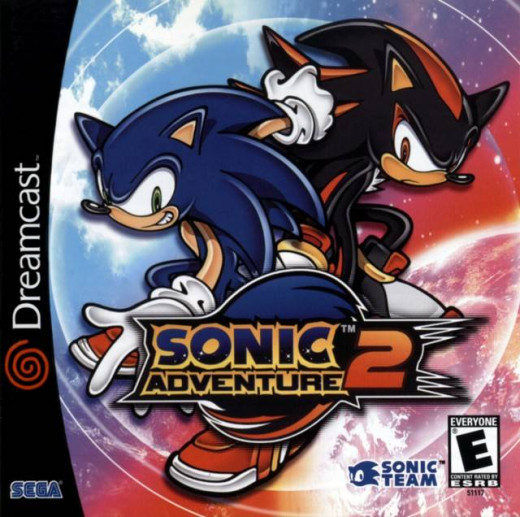 Sonic's final appearance on a Sega platform.