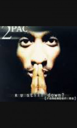 I wonder if Heaven got a Ghetto, R.I.P Tupac 13th September 1996.