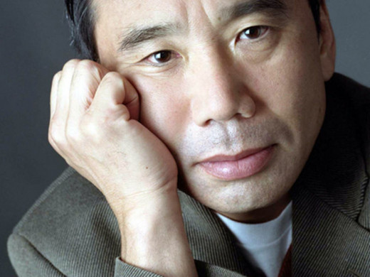 Wind-Up Bird novelist Haruki Murakami presents the same serene aspect of the calm, seemingly unambitious protagonists of his novels.