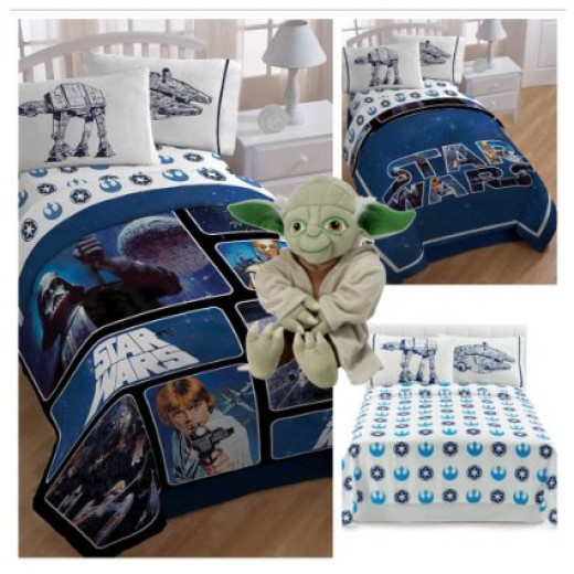 How To Decorate A Star Wars Themed Bedroom