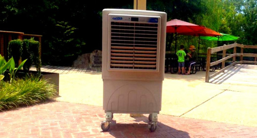 These cooling machines made the trip to the Hattiesburg Zoo in 100 degree weather much more enjoyable.  The staff really does everything to make sure you have a pleasant visit.