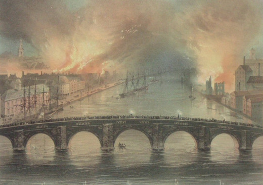 Great Fire of Newcastle