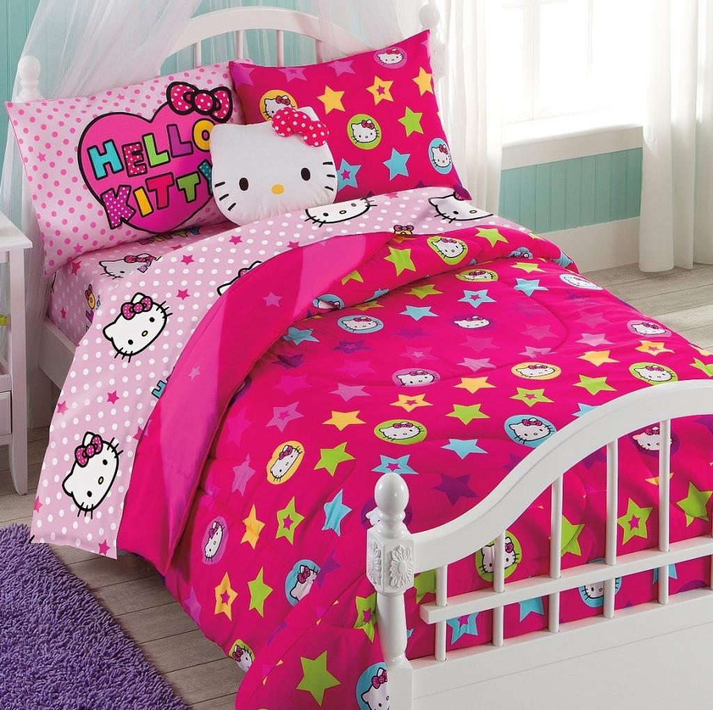 beautiful hello kitty bedroom d cor ideas for a girl