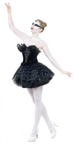 Create The Black Swan Costume and Makeup (UK and EU)