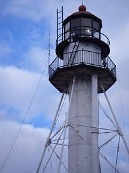 Whitefish Point Light Tower