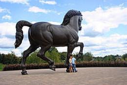 Il Cavallo at Meijer Gardens, Grand Rapids