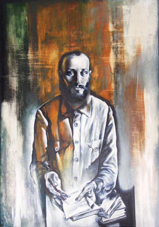 Mikhail Bakhtin, the founder of the idea of Heteroglossia