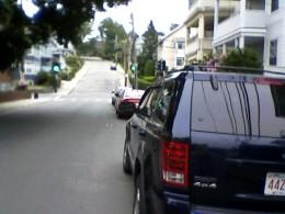 Summit Ave. Brighton/Brookline  12 degree slope
