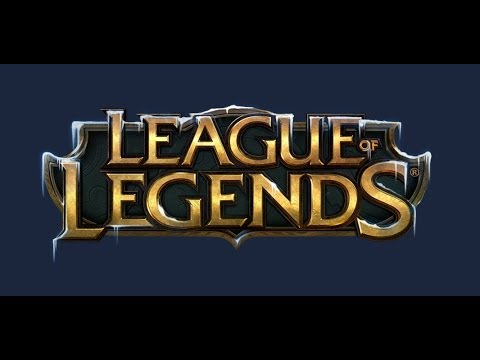 League of Legends game Logo