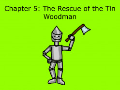 Teach English: The Wonderful Wizard of Oz-Chapter 5