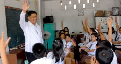 On Hiring Public School Teachers in the Philippines