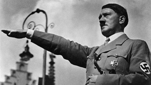 Do You Know This Guy? Yes. He Was Hitler. He Used Suggestion Technique To Arouse The German Power