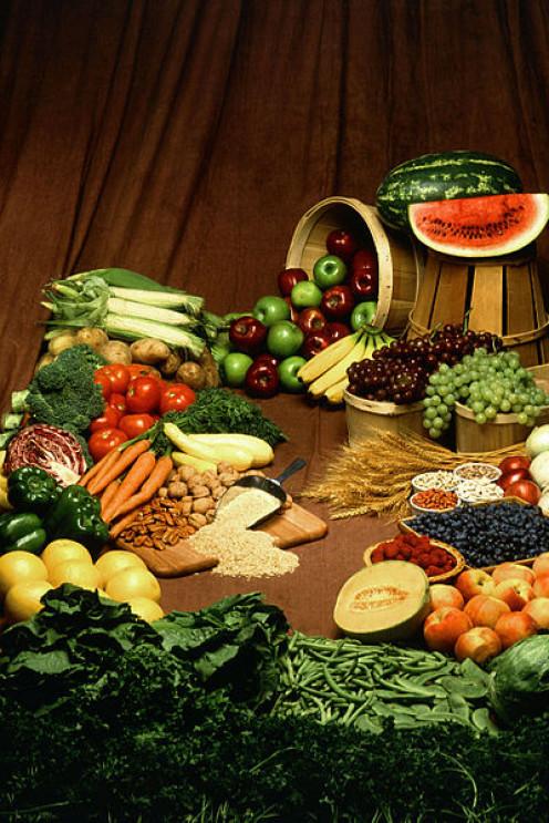 Rich-Fiber Foods