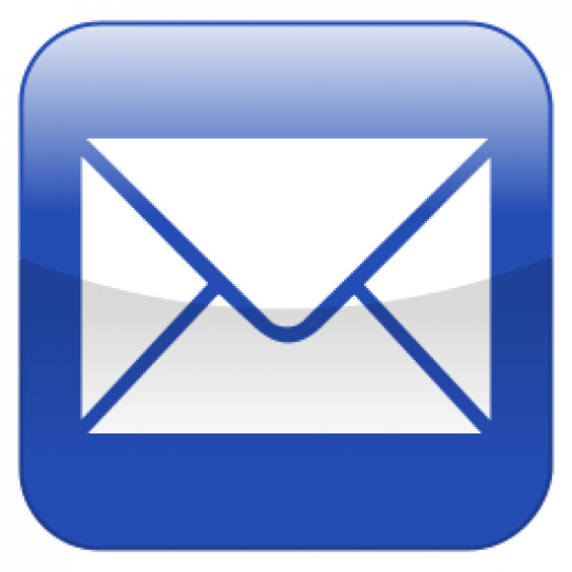 example of a email icon