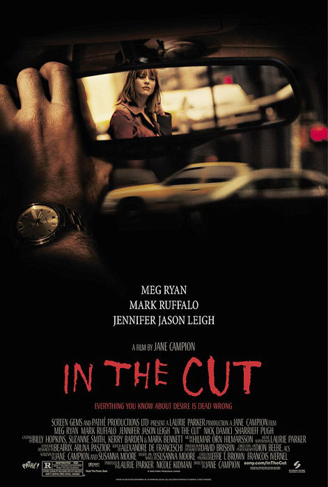 "Poster for ""In The Cut"""