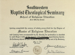 Formal Church Education has No Scriptural Basis