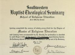 Formal Church Education has No Scriptural Basis
