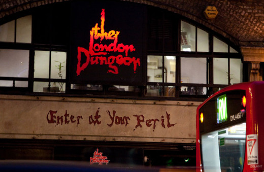 Haunted London; London Dungeon