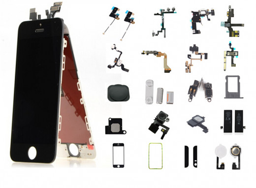 mobile phone parts
