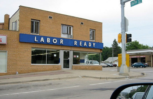 Labor Ready: The nations largest industrial staffing provider.