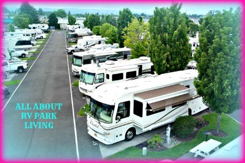 What you need to know about living in an RV park