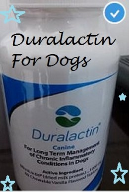 Duralactin for dogs dosage