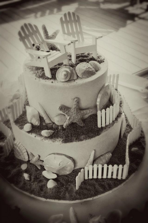 My Wedding Cake: A Great Photographer Will Capture the Details of Your Special Day