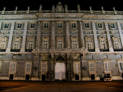 Things to do in Madrid; Royal Palace and Opera