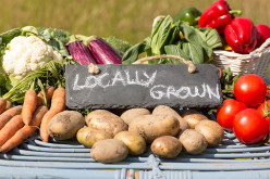 Benefits of buying local produce for our well-being