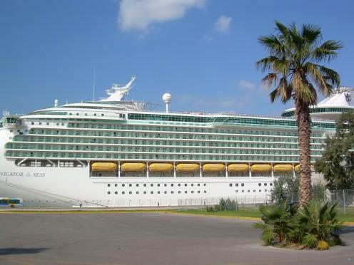 Your ship awaits!
