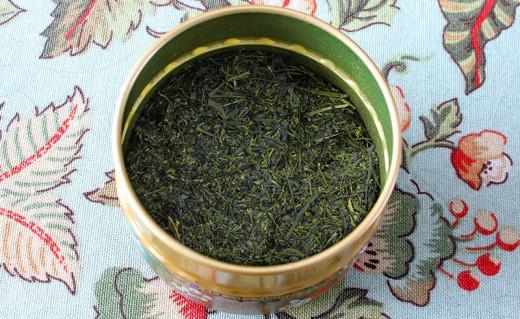 Steamed Green Tea Leaves