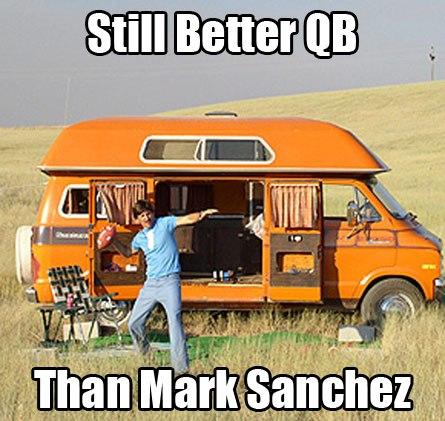 Is it time for Mark Sanchez?
