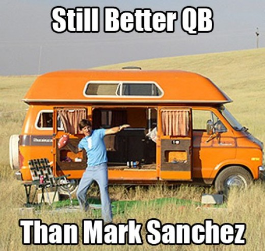 Is it time for Mark Sanchez?