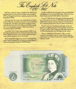 Why collect banknotes as a hobby?