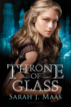The Throne of Glass by Sarah J Maas - Book Review