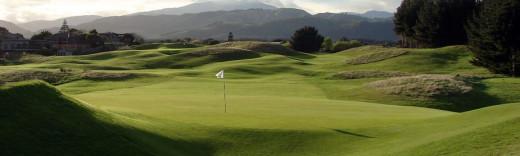 Paraparaumu Beach Golf Club is near Wellington, the Capitol of New Zealand