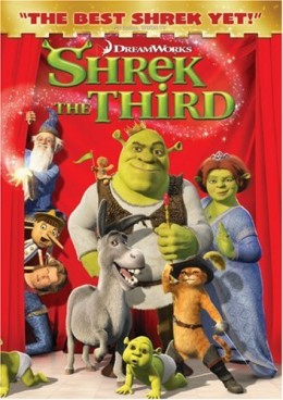 """The best Shrek yet""? I'm not so sure about that."