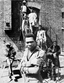 Fela and Band members