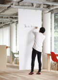 4' x 8' Dry Erase Whiteboard for $30