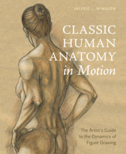 Classic Human Anatomy in Motion The Artist's Guide to the Dynamics of Figure Drawing  by Valerie L. Winslow