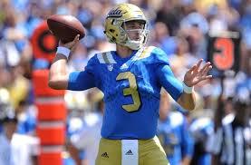 QB Josh Rosen (UCLA)