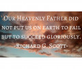 Inspirational Words and Memories From the Life of Richard G. Scott
