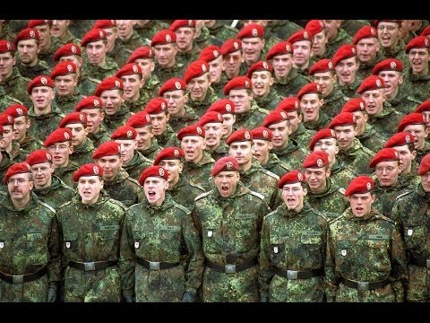 The German Army.