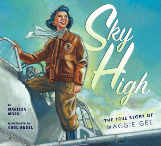 Illustrator for Sky High, a picture story book.