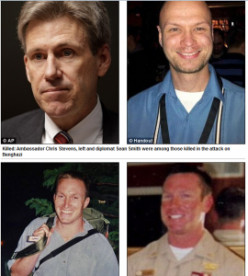 Now that the FBI are getting close to the Benghazi emails what do you think will happen?