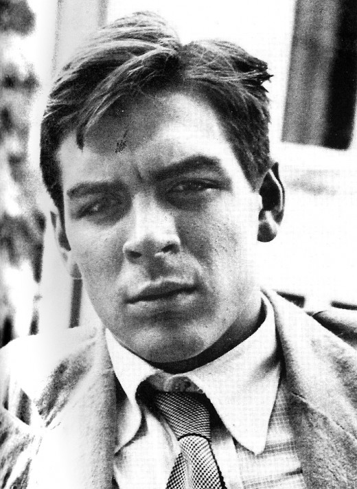 Guevara circa 1951