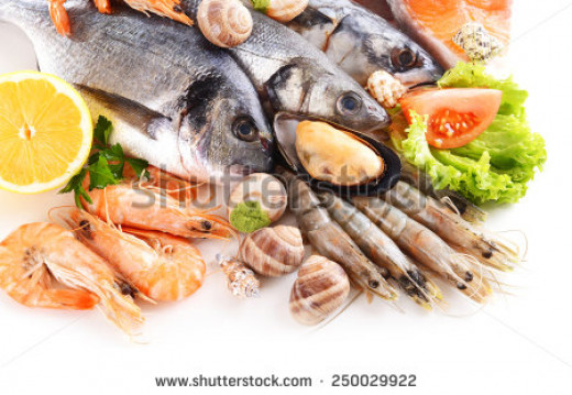 Everyone 39 s diet a survey of food plans 1 food concerns for All fish diet